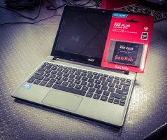 SCONTO 10% SU UP-GRADE A HARD DISK SSD